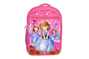 Happile Kids Fabric School Bag
