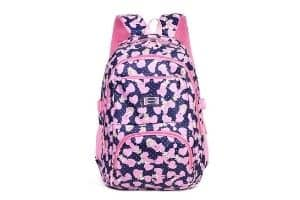 Tinytot Designer School Backpack for Girls