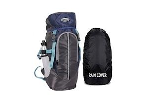 POLESTAR Hike Navy Rucksack Trekking Bag