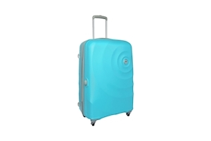 Skybags Mint Polycarbonate Turquoise Hardsided