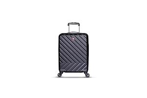 Swiss Gear Black Hardsided Cabin Luggage